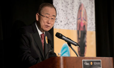 Ban Ki-moon urges U.S. to shun 'powerful interests' and adopt universal healthcare