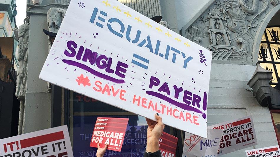 California legislation would create single-payer health care system