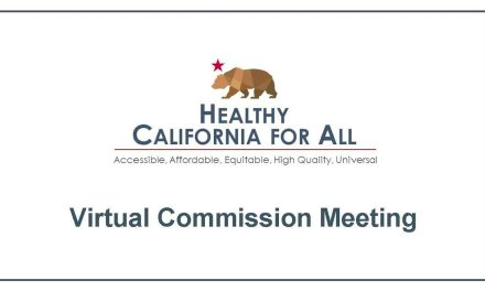 Talking Points for the Healthy California for All Commission Meeting on October 11, 2021