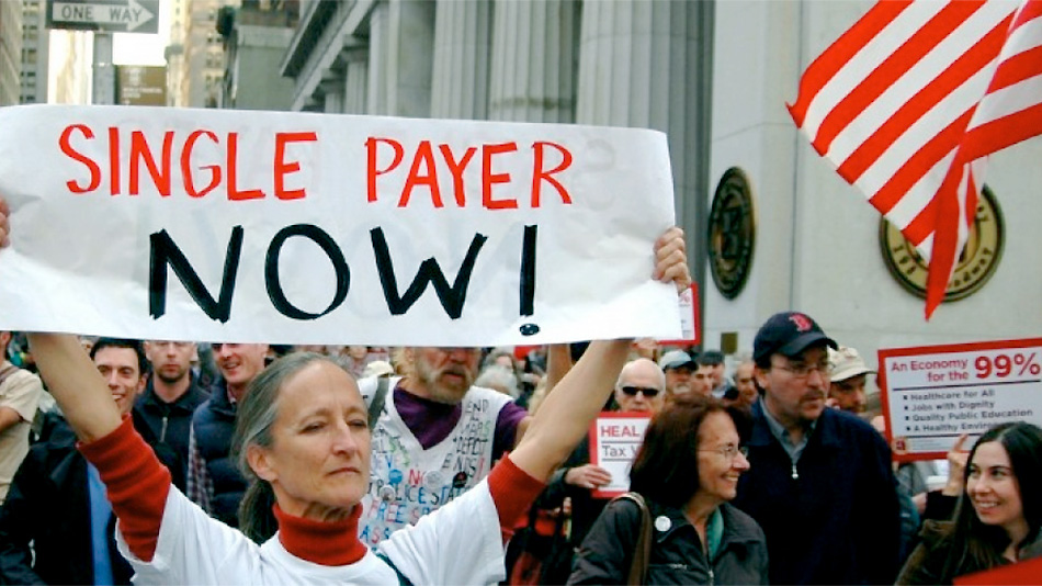Spreading 'Like Wildfire': Majority of Americans—Including 74% of Democrats—Now Support Single-Payer